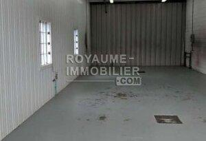 Local Commercial 450M² - Quartier industriel Marrakech